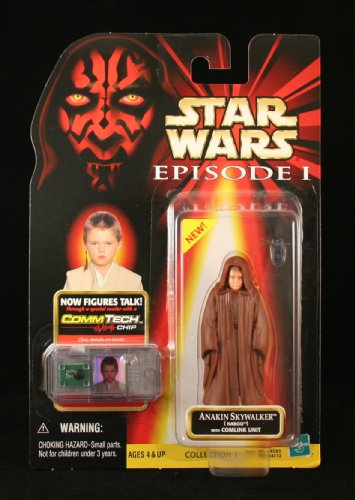 Star Wars: Episode 1 Anakin Skywalker (Naboo) Action Figure