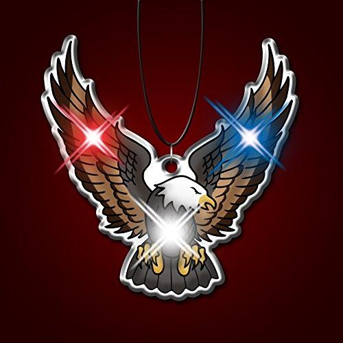 Soaring Eagle Blinky Led Body Light Necklace (Set Of 25)