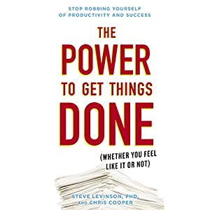 The Power to Get Things Done Hörbuch