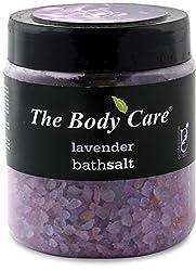 The body care lavender bathsalt 500g