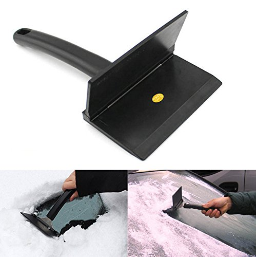 Multifunction Stainless Steel Snow Shovel Ice Scraper Snow shovel car kit with Anti-freeze Handle for Garden Outdoor Car (Big Foot Ice Chopper compare prices)