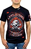 Affliction Mens Spade Kills T-Shirt