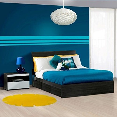 Modern Full Size Bedroom Set With Night Stand FMP25114
