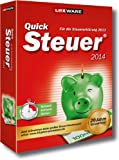 Software - QuickSteuer 2014 (f�r Steuerjahr 2013)