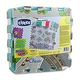 Chicco 7163 - Tappeto Puzzle Città