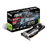 Asus Nvidia GeForce GTX1080-8G Gaming Grafikkarte (PCIe 3.0, 8GB GDDR5X Speicher, HDMI, DVI, Displayport)