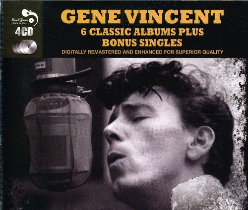 Gene Vincent - All the Best Of, Volume 1 - Zortam Music