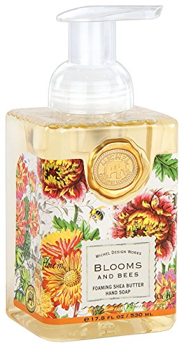 Michel Design Works Foaming Hand Soap, 17.8-Ounce, Blooms