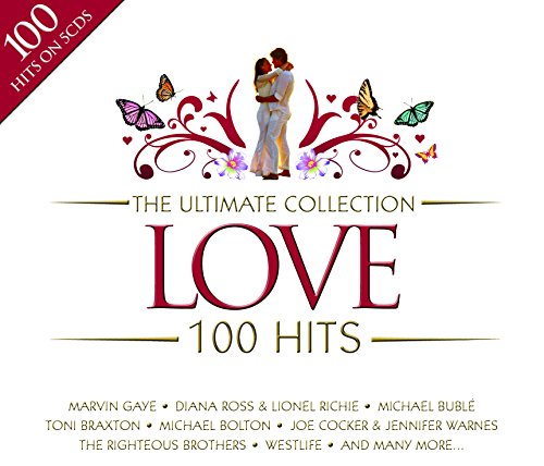 Various Artists - 100 Hits Love (Happy Valentine