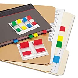 Universal Office Products 99004 Assorted Page Flags
