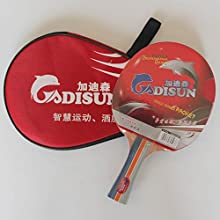 1pcs World Cup Table Tennis Top Quanlity Professional-quality Table Tennis Racket