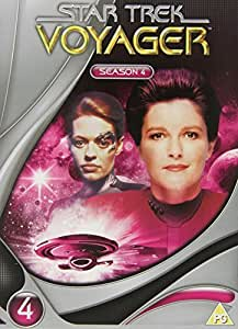 Star Trek: Voyager - Season 4 (Slimline Edition) [Import anglais]