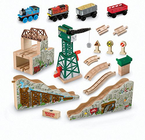 Fisher-Price Thomas the Train Gold Mine Mountain Set