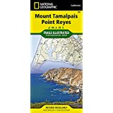 Mount Tamalpais, Point Reyes (National Geographic Trails Illustrated Map)
