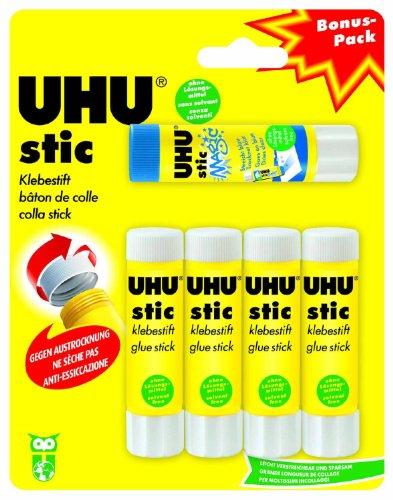 uhu-45275-5-klebestifte-4x-stic-mit-1x-magic-stic-82-g