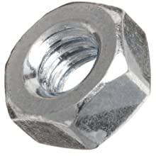 Steel Hex Nut, DIN (Metric)