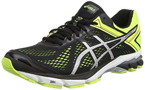 asics-gt-1000-4-scarpe-running-uomo-nero-black-silver-flash-yellow-9093-42-1-2-eu