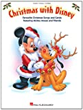 Christmas with Disney Favourite Songs Carols Mickey PVG Songbook Bk