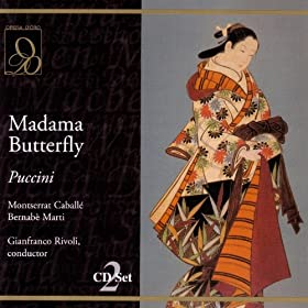Amazon.com: Madama Butterfly: Bernabe Marti Montserrat Caballe: MP3