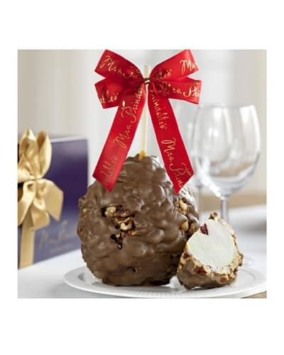 Mrs. Prindable's Milk Chocolate Walnut Pecan Red Romantic Jumbo Apple