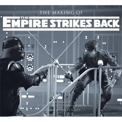 The Making of Empire Strikes Back-order now!