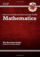 Edexcel Certificate / International GCSE Maths Revision Guide (with online edition)