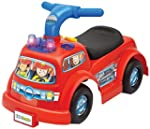 Fisher Price Lil Fire Truck Ride-On