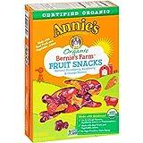 Annie's Bernie's Farm Fruit Snacks, 4 Ounce