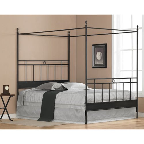 Canopy Metal Bed