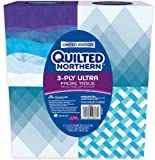 Quilted Northern Ultra Facial Tissue Cube (4 Boxes)