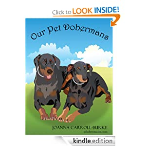 Preview Our Pet Dobermans on Amazon