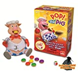 Pop the Pig Board Game with Free Storage Bag