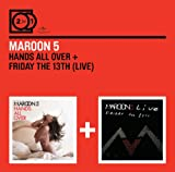 Hands All Over + Live.. Maroon 5