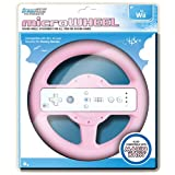 Wii Micro Wheel - Pink