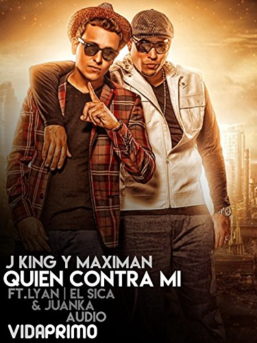 J King y Maximan on Amazon Prime Instant Video UK