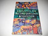 img - for Linguistics and Second Language Acquisition (Modern Linguistics Series) book / textbook / text book
