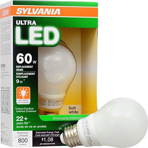 sylvania-ultra-60w-led-light-bulb-dimmable-soft-white-2700k-25000-hour-life-e26-a19-medium-base-ener