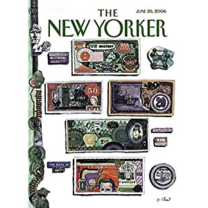 The New Yorker (June 26, 2006) | [Louis Menand, James Surowiecki, Cynthia Gorney, David Sedaris, Bill Buford, Sasha Frere-Jones, David Denby]