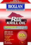 Bioglan Red Krill Oil Capsules Pack o...