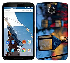 WOW Printed Designer Mobile Case Back Cover For LG Google Nexus 6