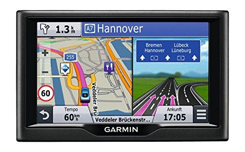 Garmin nüvi 57LMT Navigationsgerät mit lebenslangen Kartenupdates für 22 Ländern Zentraleuropas und 5 Zoll Display
