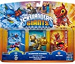 Skylanders: Giants - Pack Battle: Zap...