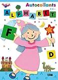 Autocollants Alphabet : Fée - De 3 à 6 ans...