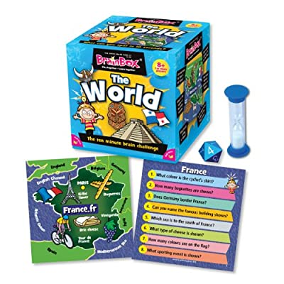 BrainBox - The WorldP