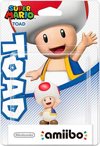 amiibo SuperMario Toad