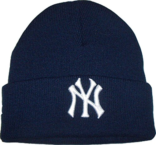 new-era-berretto-beanie-woll-ny-logo-major-league-baseball-navy-blu-scuro-taglia-unica-56-cm