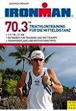 Ironman 70.3 - Triathlontraining für die Mitteldistanz