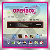 Openbox X5 High Definition FTA Receiver (Full HD)