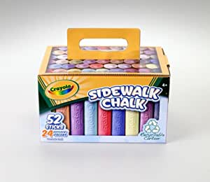 Crayola 52 Ct Chalk Carton