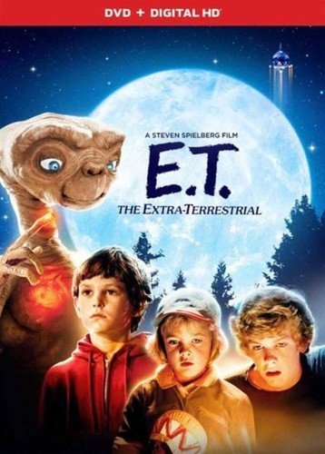 DVD : E.T. The Extra-Terrestrial (Ultraviolet Digital Copy, 2 Pack, Digitally Mastered in HD, Digital Copy, 2 Disc)